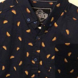 Shirts - Taco button down shirt 🌮